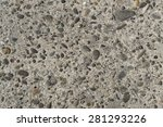 Grey Concrete Texture With...