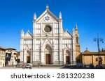 View Of Santa Croce Cathedral....