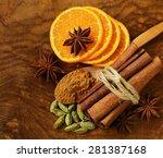 Fragrant Cinnamon Sticks  Star...