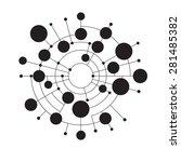 Abstract Dots And Circles...