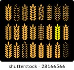 abstract,agriculture,artistic,autumn,background,banner,beautiful,black,bread,brown,clip,collection,composition,contour,decor