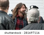 new york  ny   usa   may 20 ...   Shutterstock . vector #281697116
