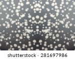 defocused and blur black and... | Shutterstock . vector #281697986