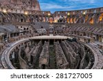 Rome   May 16  Internal View Of ...