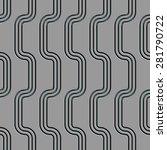 seamless stripe pattern....   Shutterstock .eps vector #281790722