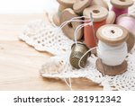 Cotton Thread For Sewing  Woun...
