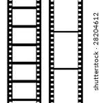 camera film. vector | Shutterstock .eps vector #28204612