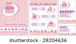 bakery | Shutterstock .eps vector #28204636