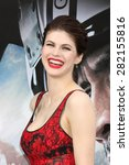 """Small photo of LOS ANGELES - MAY 26: Alexandra Daddario at the """"San Andreas"""" World Premiere at the TCL Chinese Theater IMAX on May 26, 2015 in Los Angeles, CA"""