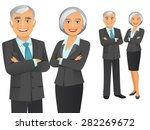 business team | Shutterstock .eps vector #282269672