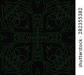 circular  seamless pattern of ...   Shutterstock . vector #282355382