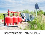 System Pumping Water For...