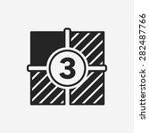 video tape icon | Shutterstock .eps vector #282487766