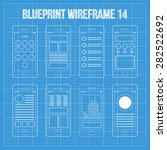mobile app wireframe ui kit 14. ...