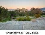another view of athens acropolis   Shutterstock . vector #2825266