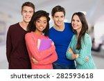 adult  african  afro. | Shutterstock . vector #282593618
