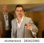 Small photo of Colin Farrell attends the 'Lobster' Photocall during the 68th annual Cannes Film Festival on May 15, 2015 in Cannes, France.