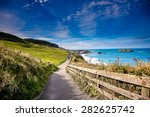 Beautiful Coastal Landscape In...