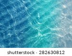 beautiful sea water is... | Shutterstock . vector #282630812