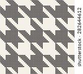 vector seamless patterns.... | Shutterstock .eps vector #282644612