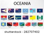 flags of the world set...   Shutterstock .eps vector #282707402