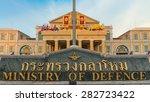 bangkok thailand   may 30  2015 ... | Shutterstock . vector #282723422