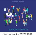 Corporate Party Holiday Event...