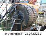 ship equipment | Shutterstock . vector #282923282