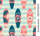 seamless repeat pattern with...   Shutterstock .eps vector #282925652
