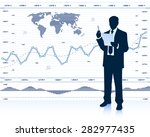 business analytics | Shutterstock .eps vector #282977435