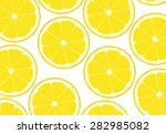 Background From The Cut Lemons