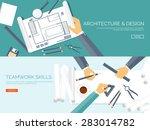 vector illustration. flat... | Shutterstock .eps vector #283014782