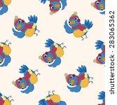 winter animal bird icon 10... | Shutterstock .eps vector #283065362