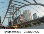 bangkok thailand   may 22  2015 ... | Shutterstock . vector #283090922