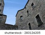 Stock photo kilmainham gaol dublin prison ireland 283126205