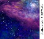 space   Shutterstock . vector #283191665