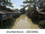 cambodian village | Shutterstock . vector #2833481