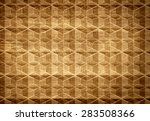 Brown Wooden Pattern And...