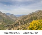 San Gabriel Mountains From The...