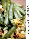 zucchini | Shutterstock . vector #28368178