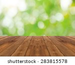 abstract green spring and... | Shutterstock . vector #283815578