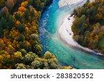 Pristine Alpine Turquoise Rive...