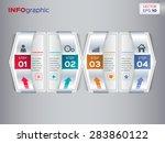business design vector... | Shutterstock .eps vector #283860122