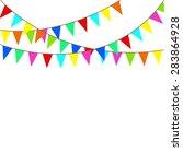 vecto flags   Shutterstock .eps vector #283864928