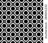 seamless geometric pattern.... | Shutterstock .eps vector #284041232