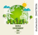 world environment day concept
