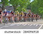 elspeet  the netherlands  3... | Shutterstock . vector #284096918