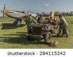 Hardwick Airfield  Norfolk  Uk...