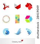 design elements   other design...   Shutterstock .eps vector #28419049