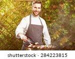 barbecue | Shutterstock . vector #284223815